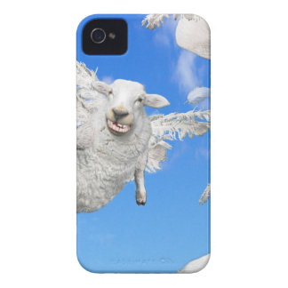 FLYING SHEEP 2 iPhone 4 COVER