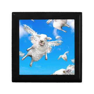 FLYING SHEEP 2 JEWELRY BOXES