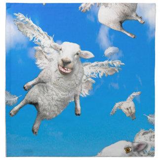 FLYING SHEEP 2 NAPKIN