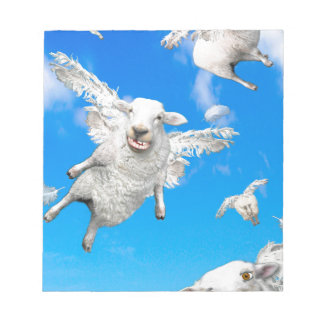 FLYING SHEEP 2 NOTEPAD