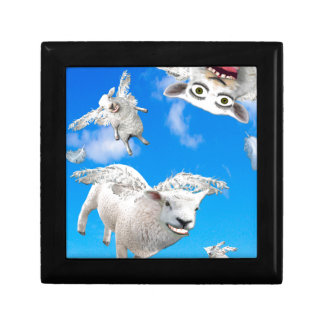 FLYING SHEEP 3 GIFT BOX