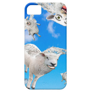 FLYING SHEEP 3 iPhone 5 CASE