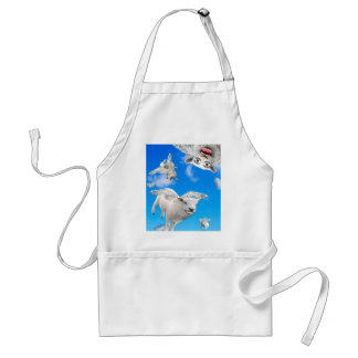 FLYING SHEEP 3 STANDARD APRON