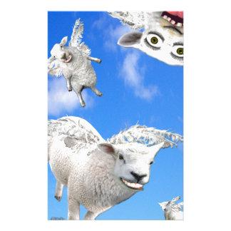 FLYING SHEEP 3 STATIONERY