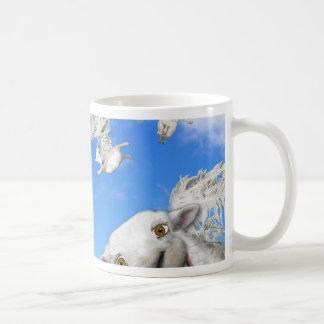 FLYING SHEEP 4 COFFEE MUG