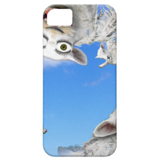 FLYING SHEEP 4 iPhone 5 COVERS