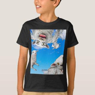 FLYING SHEEP 4 T-Shirt