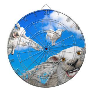 FLYING SHEEP 5 DARTBOARD