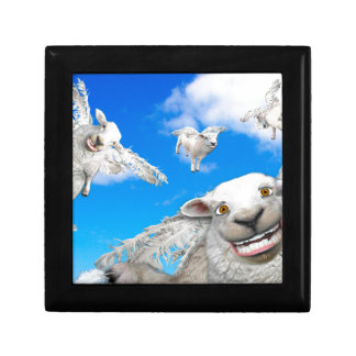 FLYING SHEEP 5 GIFT BOX