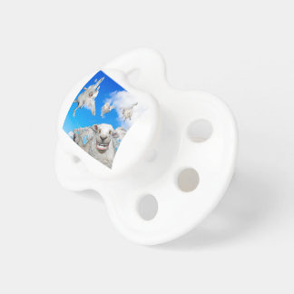 FLYING SHEEP 5 PACIFIER