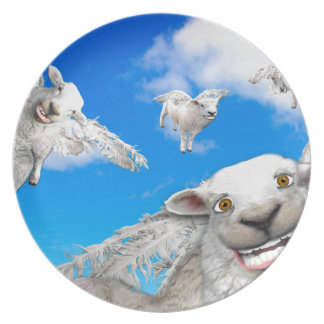 FLYING SHEEP 5 PLATE