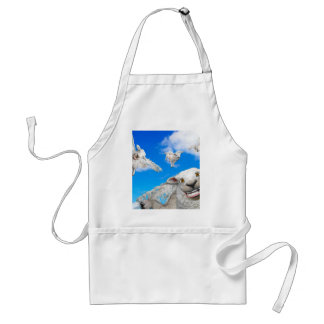 FLYING SHEEP 5 STANDARD APRON