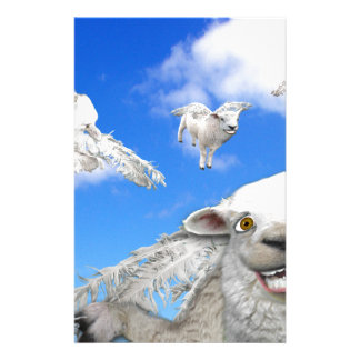 FLYING SHEEP 5 STATIONERY