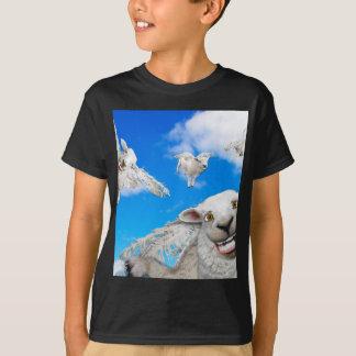FLYING SHEEP 5 T-Shirt