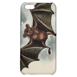 Flying Silly Goofy Vampire Bat iPhone 5C Covers