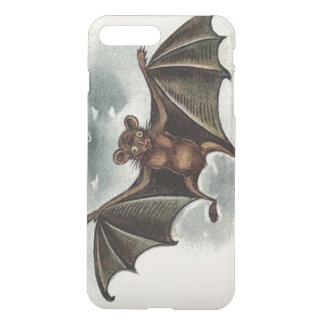 Flying Silly Goofy Vampire Bat iPhone 7 Plus Case