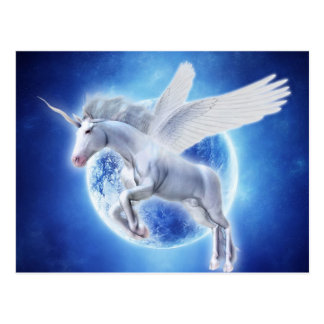 Flying Soul Postcard