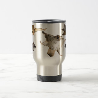 Flying Squirrel Travel Mug