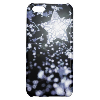 Flying stars case for iPhone 5C
