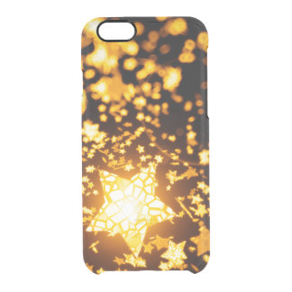 Flying stars clear iPhone 6/6S case