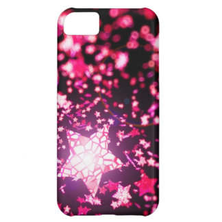 Flying stars iPhone 5C covers