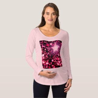 Flying stars maternity T-Shirt