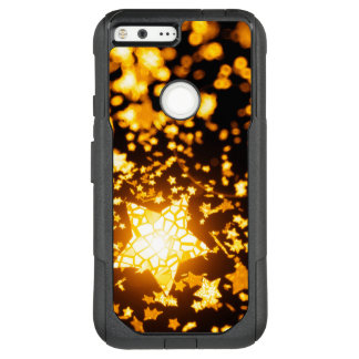 Flying stars OtterBox commuter google pixel XL case