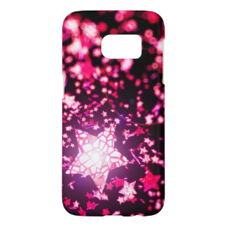 Flying stars samsung galaxy s7 case