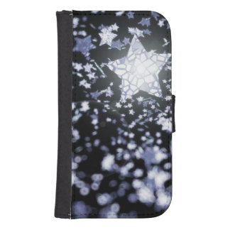 Flying stars samsung s4 wallet case