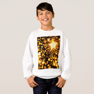 Flying stars sweatshirt