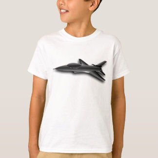 Flying Supersonic Stealth Fighter Jet T-Shirt