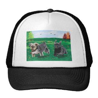 Flying Terriers Trucker Hat