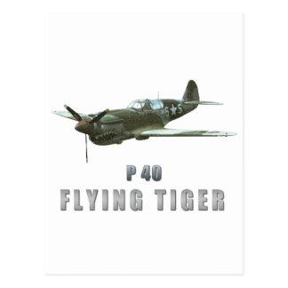 Flying Tiger Postcard