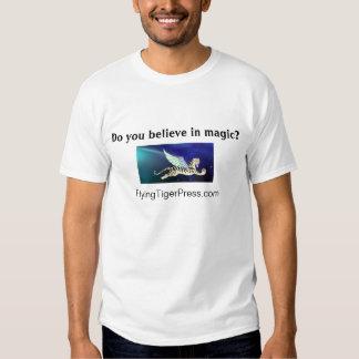 Flying Tiger Press logo Tee Shirt