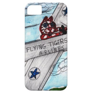 Flying Tigers Airlines iPhone 5 Covers