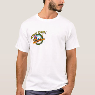 Flying Tigers p-40 Warhawk T-Shirt