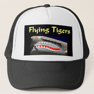 Flying Tigers Trucker Hat