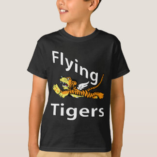Flying Tigers - Winged Tiger T-Shirt