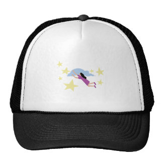 Flying to the Stars Mesh Hat