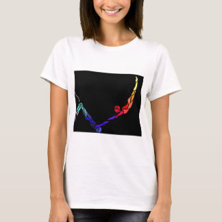 Flying Trapeze Catch T-Shirt