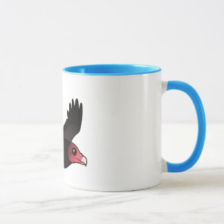 Flying Turkey Vulture Mug