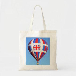 Flying UK Tote Bag