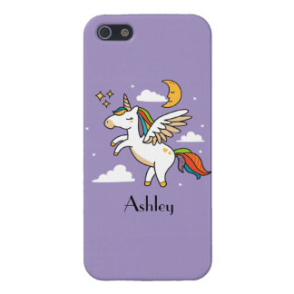 Flying Unicorn Case For The iPhone 5