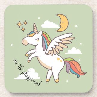 Flying Unicorn Coaster