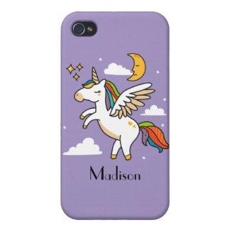 Flying Unicorn iPhone 4/4S Case