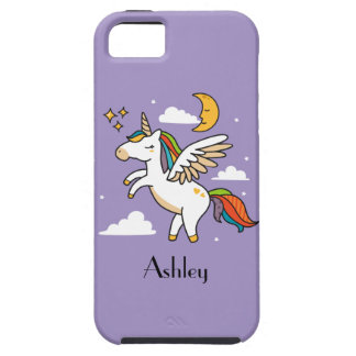Flying Unicorn iPhone 5 Case