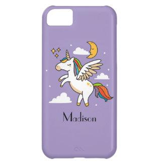Flying Unicorn iPhone 5C Covers
