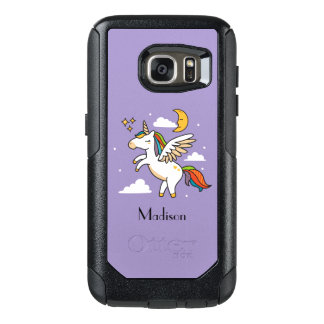 Flying Unicorn OtterBox Samsung Galaxy S7 Case