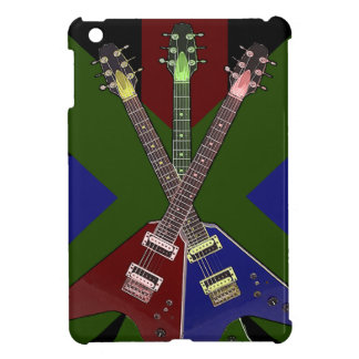 Flying V Guitar Shredder iPad Mini Cover