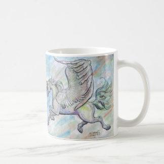 Flying Winged Unicorn Mug